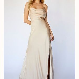 Free People Rosabel Maxi Dress
